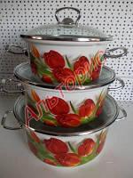 Набор посуды НМ №1800, 3 предмета - Ласковый май