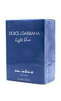 Парфюмированная вода D&G LIGHT BLUE eau INTENSE pour HOMME - 2017 для мужчин 100 мл