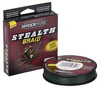 Шнур Spiderwire Stealth Braid 137m 0.10mm