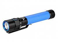 Ліхтар OLIGHT S2A BATON XM-L2 BLUE (блакитний) на акамуляторе,зарядки немає (S2A BATON - XM-L2 BL), фото 1