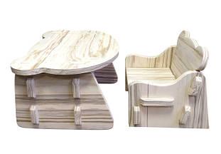 Детская мебель из ЭВА