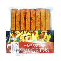 Сосиски растительные копченые Томатные Vegetus 350г