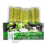 Сосиски растительные копченые Шпинатные Vegetus 350г