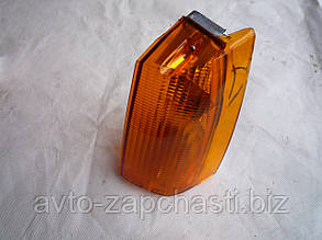 Указатель поворота ЗАЗ 1102 Таврия Формула Света (желтый) левый