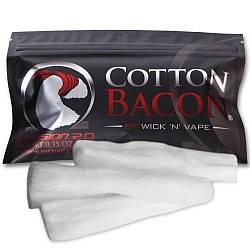 Органический хлопок Cotton Bacon V2 от WICK N' VAPE Оригинал
