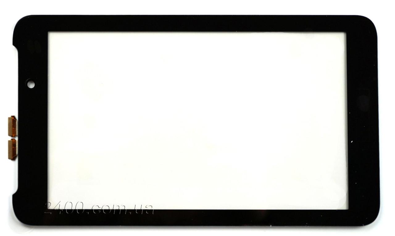 Тачскрин - сенсор для планшета Asus Fonepad 7 FE170CG (черный) 186*107 мм