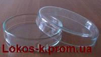 Чашка Петри стеклянная 100 мм, не стерильная