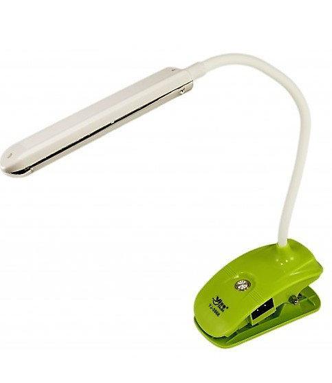 Настольная светодиодная LED лампа трансформер YJ 5868 Green