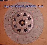 70-1601130 Диск сцепления (феродо) ведомый МТЗ (на резинах)