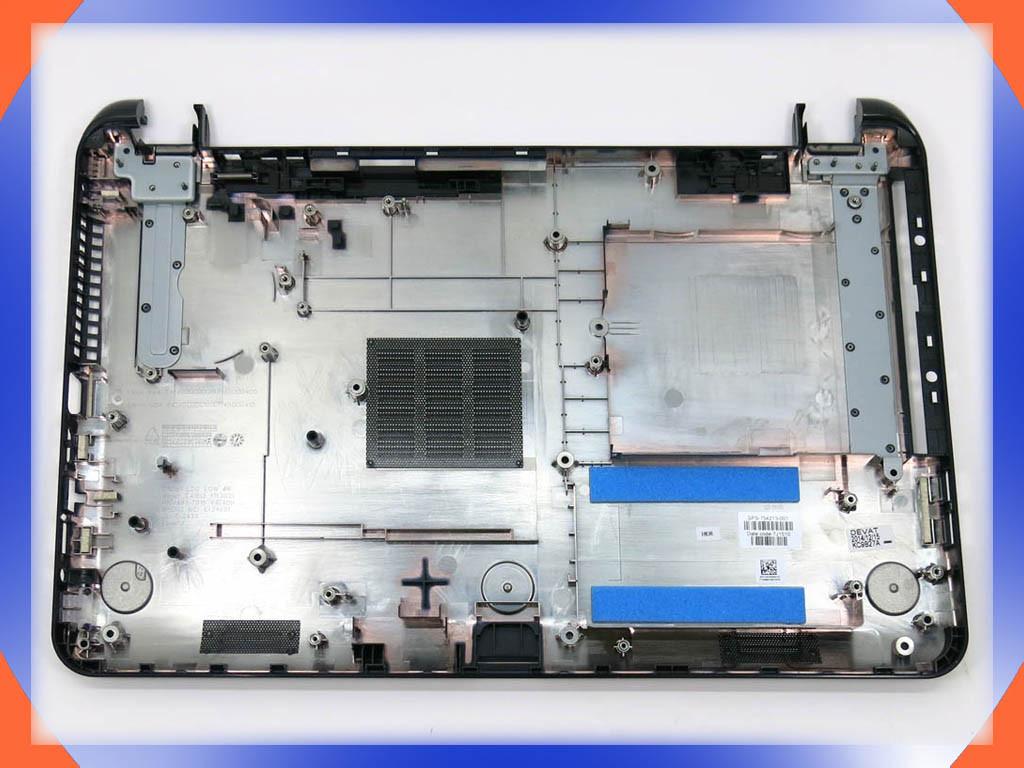 Дно HP 15-G (Нижняя крышка, нижнее корыто). Оригинальная новая! 775087