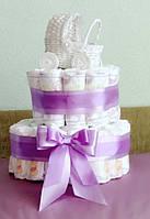 Торт для новорожденных