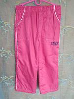 Брюки-штаны плащевка для девочки Турция 5-7 лет, фото 1