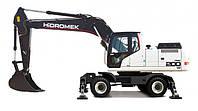 Экскаватор для специальных целей HMK 200 W MH GEN Hidromek
