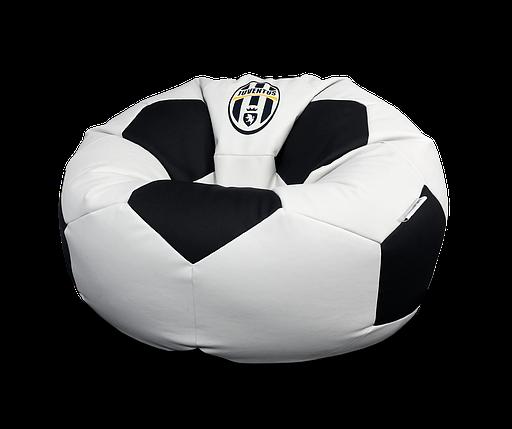 """Кресло мяч """"FC Juventus"""" Экокожа, фото 2"""
