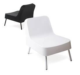 Кресло БОБ белый
