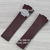 Ремешок к часам Ulysse Nardin AAA Silver/Brown., фото 1