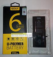 Акумулятор GolfLi-polymer дляiPhone 6S Plus