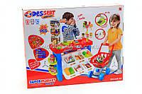 Игровой набор «Магазин супермаркет 668-22 с кассой и тележкой»