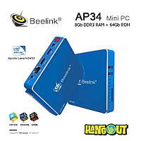 Beelink AP34 Ultimate Intel Apollo Lake N3450, 8GB+64GB
