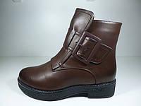 "Зимние ботинки для девочки ""Purlina"" Размер: 38,39, фото 1"