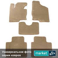 Модельные коврики в салон ГАЗ Волга 1997-2004 Компл.: Полный комплект (5 мест)