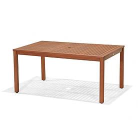 Стол прямоугольный Alama 160x100cm