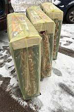 Раскладушка Модерн (1900*800) с ватным матрасом, фото 3