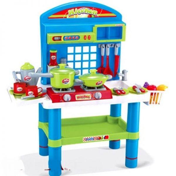 Кухня игровой набор плита, посуда
