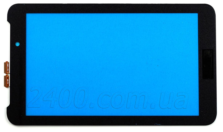 Тачскрин - сенсор для планшета Asus Fonepad 7 FE170CG черный 186*107 мм (ОРИГИНАЛ)