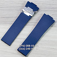 Ремешок к часам Ulysse Nardin AAA Silver/Blue., фото 1
