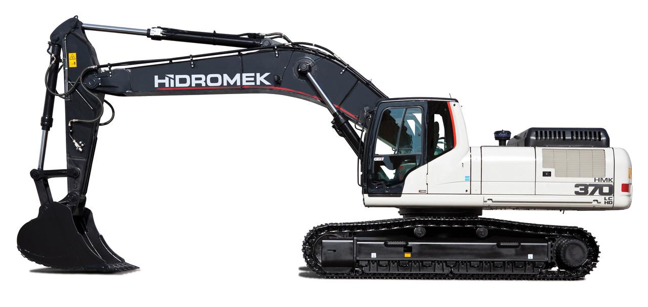 Экскаватор для специальных целей HMK 370 LC LR  GEN Hidromek