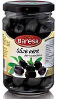 Маслины Baresa Olive Nere 125г