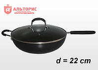 Сковорода ВОК Krauff - d=24см 25-27-031