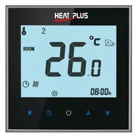 Терморегулятор Heat Plus iTeo 4 black