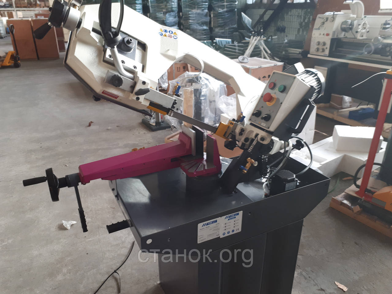 FDB Maschinen SG 275 G Ленточнопильный станок по металлу верстат Ленчтоная пила фдб сг 275 г машинен