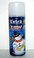 Аэрозоль снег белый