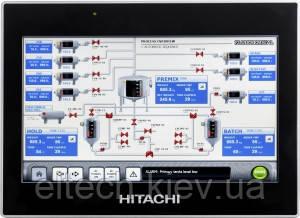 Сенсорная панель оператора EH-ТР504 Hitachi, цветная.