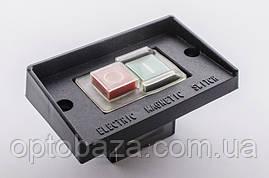 Кнопка для промислового верстата 4 клеми (на пластині), фото 3