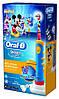 Электрическая зубная щетка Oral-B Braun D10.513K Mickey Mouse