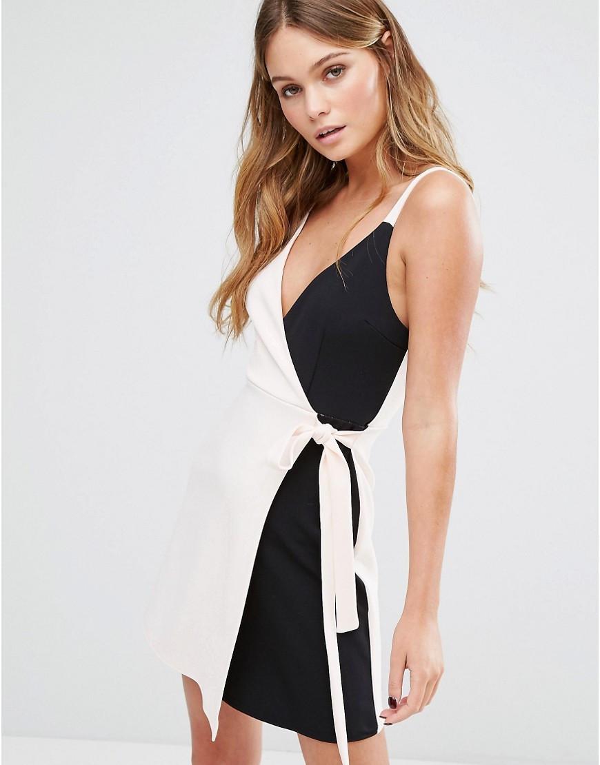 Новое контрастное платье New Look