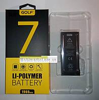 Акумулятор GolfLi-polymer дляiPhone 7