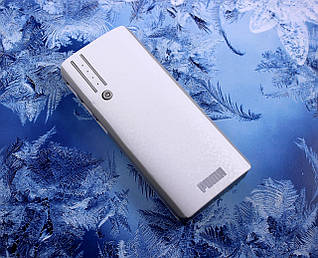 Универсальная мобильная батарея Power Bank 20000 мАh с фонариком