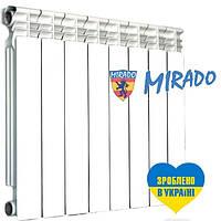 Радиатор биметаллический Mirado