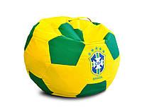 """Кресло мяч """"Сборная Бразилии"""" Оксфорд"""