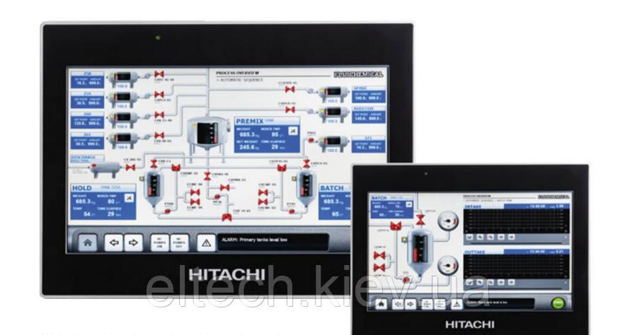 Сенсорная панель оператора EH-ТР510 Hitachi, цветная