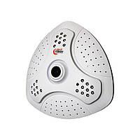 Видеокамера купольная Light Vision VLC-3192MEM White