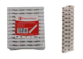 Клеммная колодка 6A 6mm² Полипропилен EH-CPP-0012