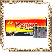 Батарейка Кулак R06 1.5V 60 шт./уп.