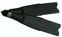 Ласты для подводной охоты Omer Stingray Black