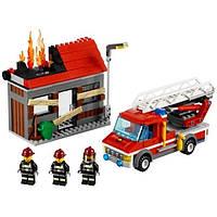 Конструктор LEGO City Тушение пожара 60003